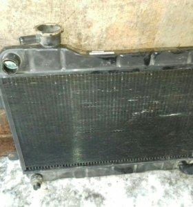ТОРГ ..Медный новый радиатор охлаждения