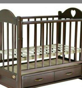Детская кроватка. Б/У