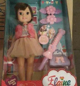 Куклы FLAINE и REINA