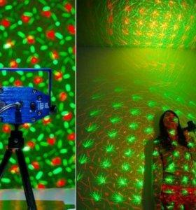 Лазерные проекторы, в ассортименте. Новые