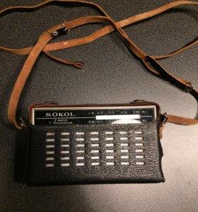 Радио приёмник SOKOL