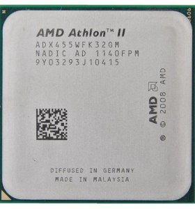 Процессор sAM3 Athlon X3 455 (Phenom X4)