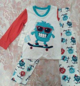 Новая пижама на мальчика ( 4-5 лет)