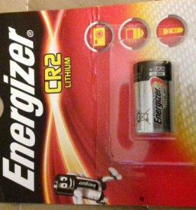 Батарейки Energizer Lithium CR2 3В