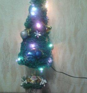 Новогодняя ёлочка