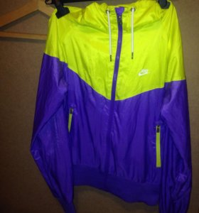 Куртка, ветровка, толстовка Nike