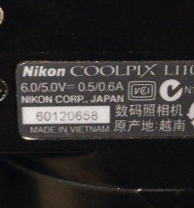 Nikon Coolpix L110 Фотоаппарат