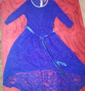 Платье на девочку 8 лет