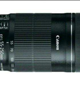 Объектив Canon 55-250. Новый!!