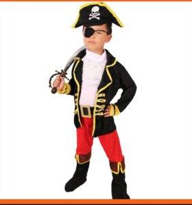 Новогодний костюм Пирата.
