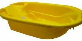 Детская ванночка для купания новорожденных