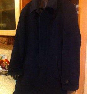 Пальто кашемир,мужское