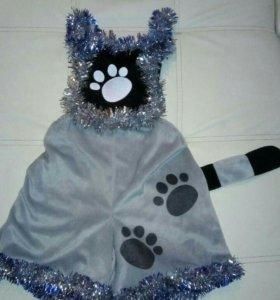 Новогодний костюм котенок