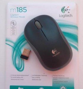 беспроводная мышь logitech m185