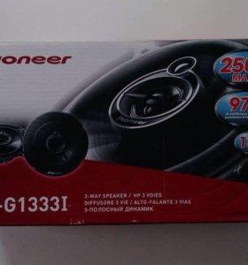 Автомобильные колонки Pioneer TS-G1333I