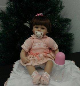 Кукла-реборн 40см новая