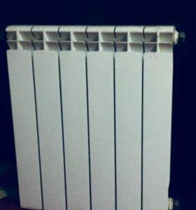 Продам радиаторы бу 2года в идеальном состоянии