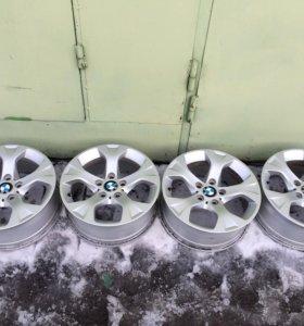 Диски литые на BMW X1 (E84)