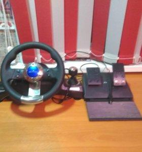 Игровой руль (OKLICK)