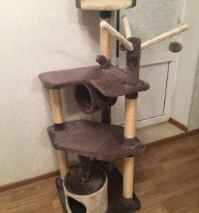Домик кошачий/ игровой комплекс