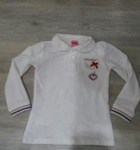 Рубашка для девочки р.98