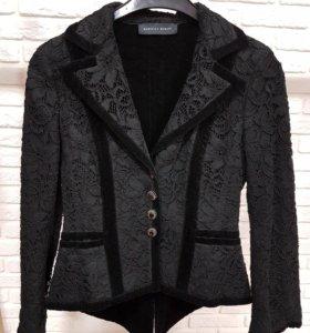 Женский пиджак ( жаккард, велюровый пиджак)