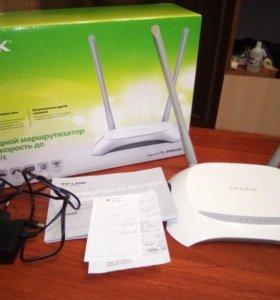 Wifi роутер TP-Link . TL-WR840