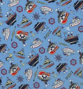 Курточная ткань Яхты