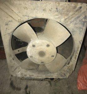 Вентилятор охлаждения классика