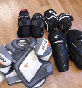 Защитная хоккейная форма