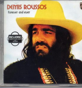 CD Demis Roussos ‎– Forever And Ever