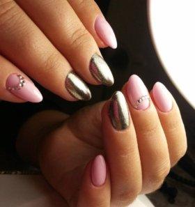идеальные ногти для современной жизни!!!