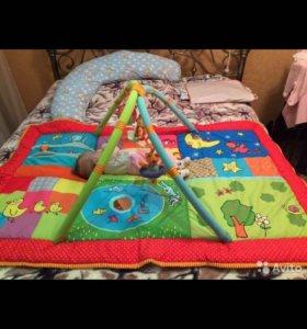 Развивающий коврик, состояние отличное