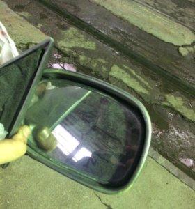 правое зеркало для Nissan skyline r34