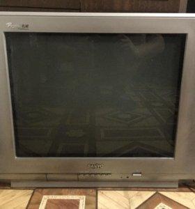 Телевизор Sanyo на запчасти