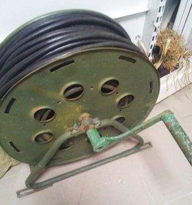 кабель-удлинитель на катушке