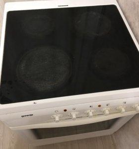 Электрическая плита и духовка Gorenje