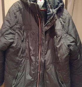 Куртка мужская зимняя XXXL