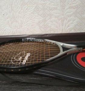 Теннисная ракетка. Allpower 600pro.