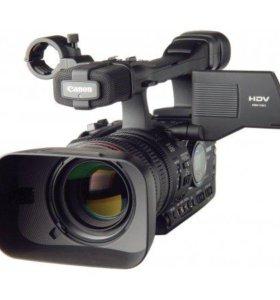 Видеокамера Canon XH A1 pro