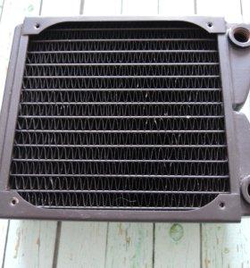 Радиатор Coolgate 1x140mm
