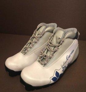 Ботинки лыжные автомат ladies Larsen