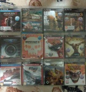 Игры для PS3, PS4, Xbox 360(Прокат,Продажа,Обмен)