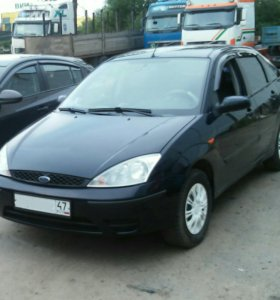 Ford Focus 1 sedan