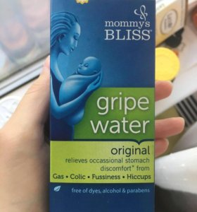 Средство от колик Gripe Water
