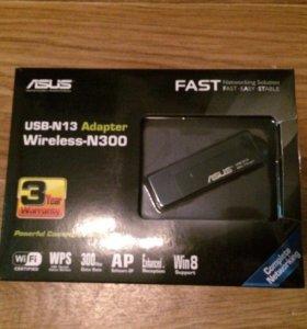 Адаптер для Wifi Asus Wireless-N300