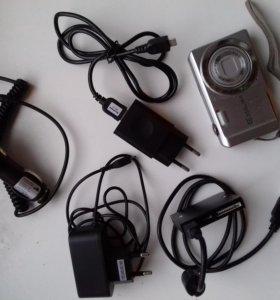 Зарядные устройства, Адаптер, цифровик