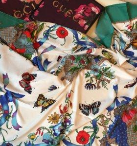 Gucci Шелковый платок