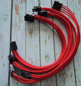Кастомные провода для моддинга пк
