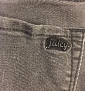 Джинсы juicy couture